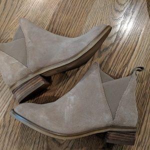 New tan Aldo ankle booties